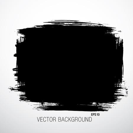 daub: Vector grunge background