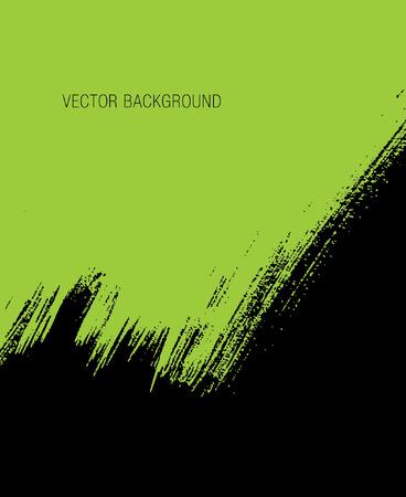 daub: Vector grunge background. Vector Illustration Illustration