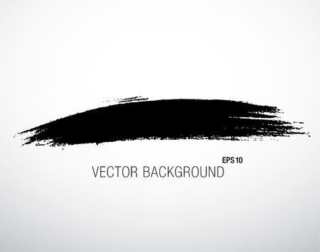 brush stroke: Vector brush stroke