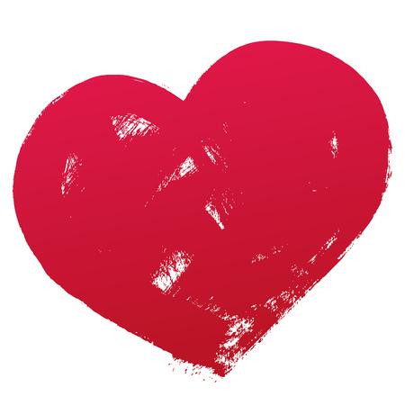 cupids: cupids heart Illustration