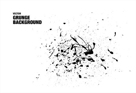 daub: grunge background vector Illustration