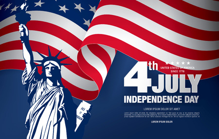 julio: fourth of july independence day