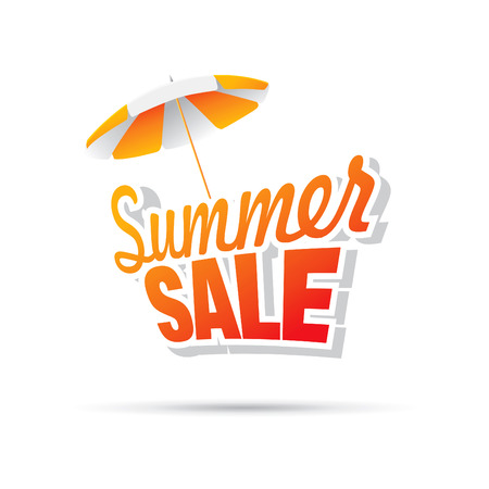 tally: Summer sale lettering
