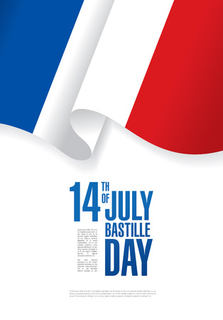 14: France. 14 th of July. Happy Bastille Day.