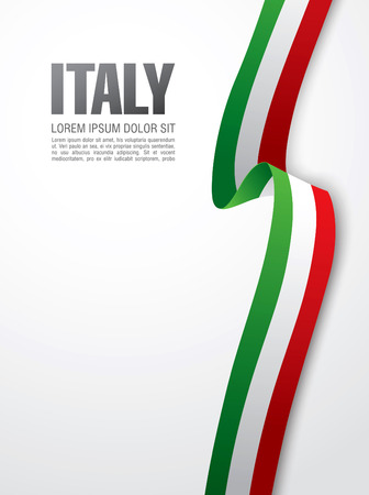 vlag van Italië