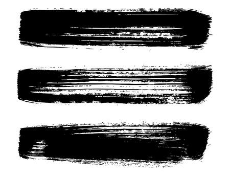 strokes: set of brush strokes