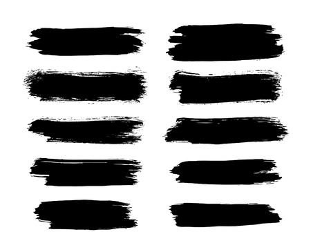 daub: set of brush strokes
