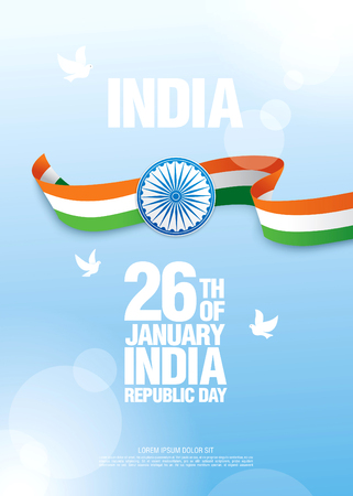 Republic Day of India. 26 th of January