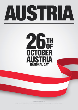 26: National day in Austria - October 26