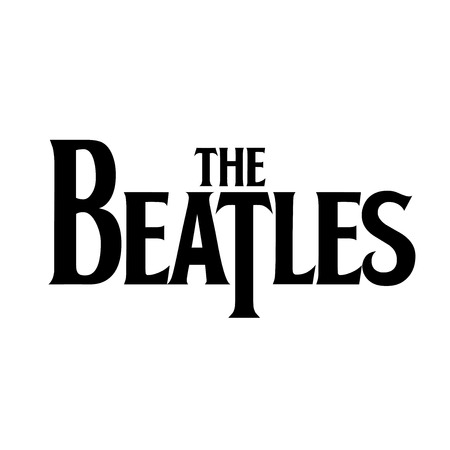 RUSSIA - OCTOBER 11, 2016: The Beatles logo