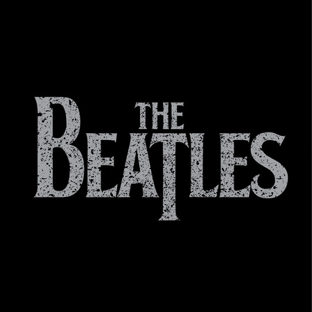러시아 -2006 년 10 월 11 일 : 비틀즈 로고