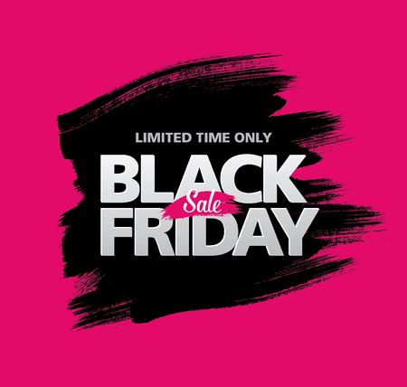Black friday Sale banner Imagens - 64904433