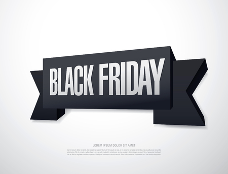 big deal: Black friday Sale banner