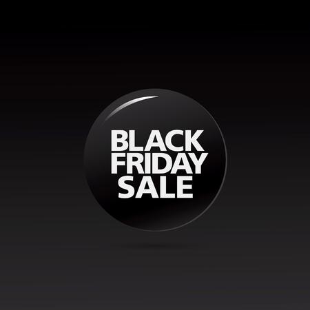 Vente vendredi noir icône