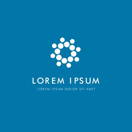 design: abstract corporate logo design