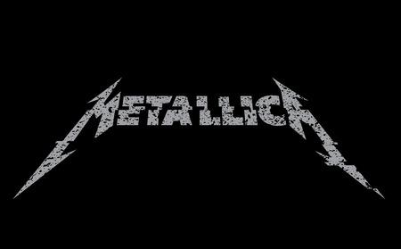 RUSSIA - FEBRUARY 09, 2017: Metallica new logo Editorial