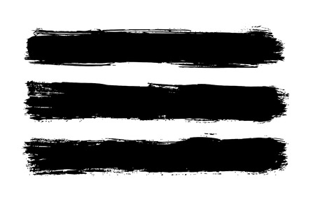 horizontal: horizontal brush stroke stripes