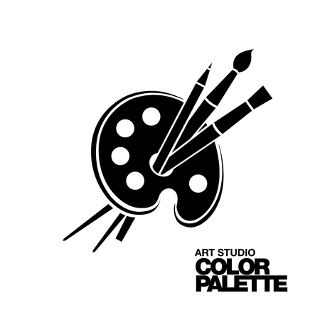 Art palette icon