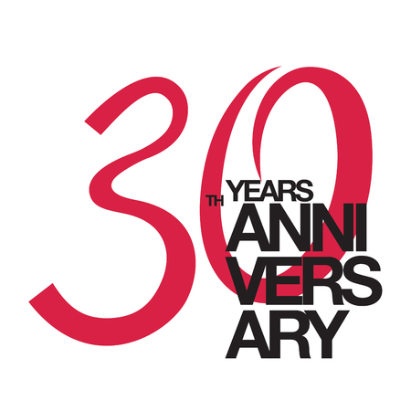 20th Anniversary Emblem Twenty Years Anniversary Celebration