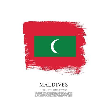 Flag of maldives