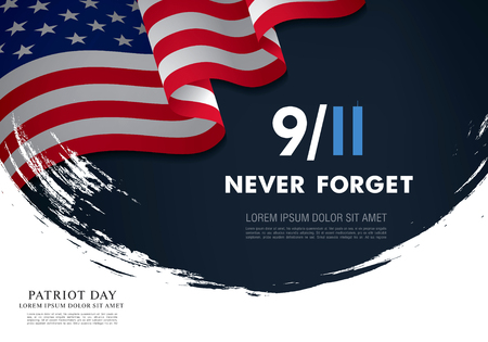 Patriot Day. September, 11. I will never forget Çizim