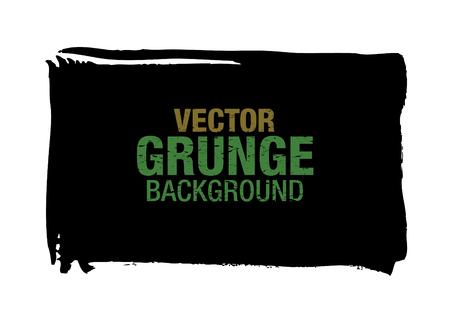 black vector grunge background Illustration
