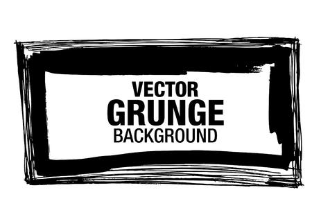 black vector grunge background 矢量图像