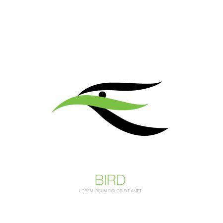 bird corporate. bird icon design. vector illustration Banque d'images - 129655642