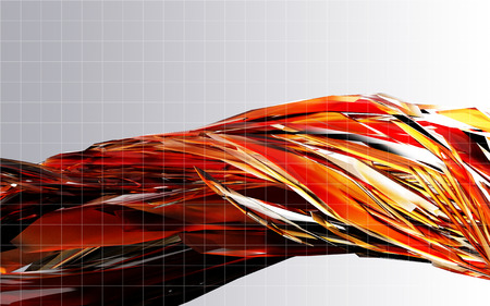 crystal background: 3d abstract glass texture, faceted crystal background