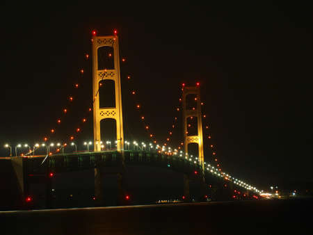 mackinac: Mackinac Bridge