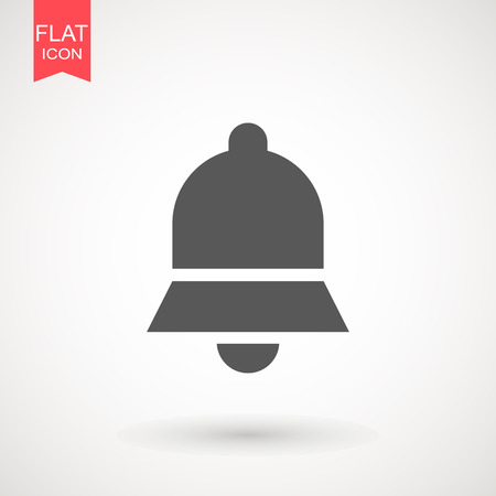 Alarm icon. Logo element illustration. Alarm symbol design from 2 colored collection. Simple Alarm concept. Can be used in web and mobile.
