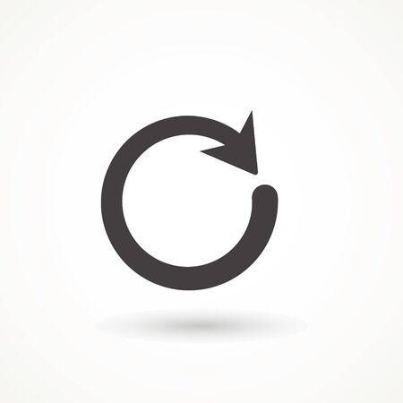 Upload Icon - Vector, Load data symbol Sign and Symbol for Design, Presentation, Website or Apps Elements.