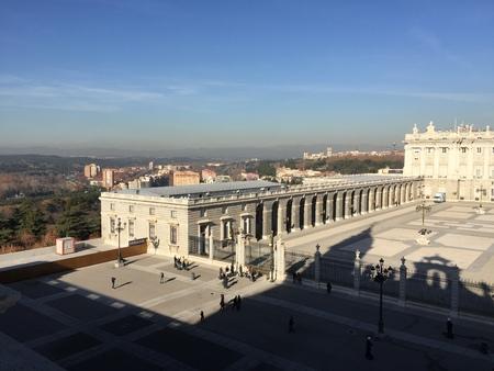 Royal Palace: Royal Palace, Madrid, Spain Editorial