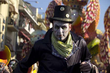 viareggio: Carnival of Viareggio Editorial