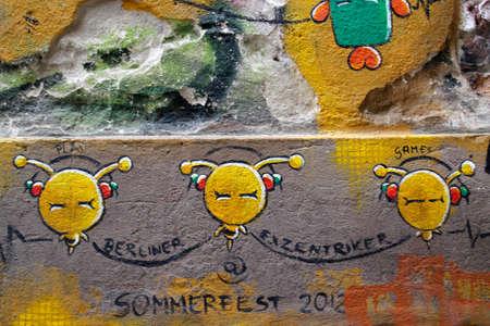 deface: Graffiti in Berlin, Germany