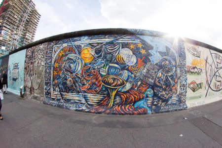 deface: Street Art and Graffiti in Berlin, Germany