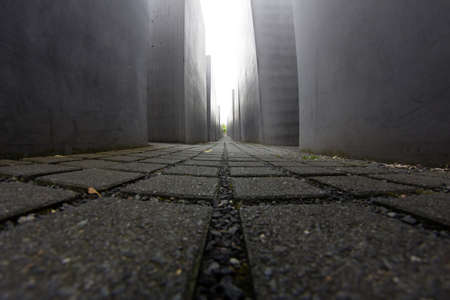 murdered: Memorial to the Murdered Jews of Europe, Berlin, Germany