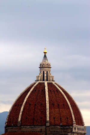 campanile: Dom of Florence in Tuscany in Italy  Stock Photo