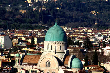 campanile: Florence in Tuscany, Italy Editorial