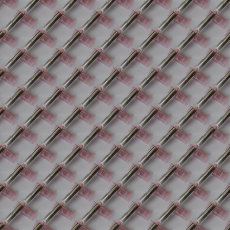 Regular pink lipsticks tileable wallpaper