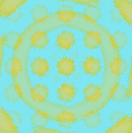 Yellow stars wallpaper