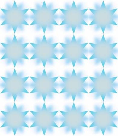 Tileable blue stars wallpaper