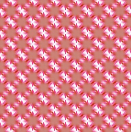 Tileable red stars wallpaper Stock Photo
