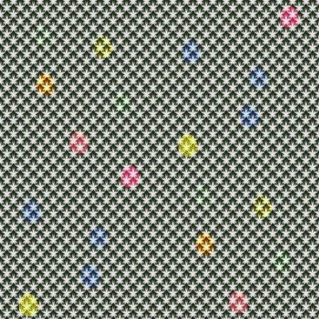 Easter festive tileable pattern Stock Photo