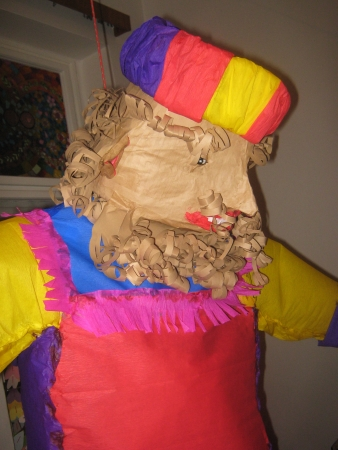 pinata: How to make a pinata