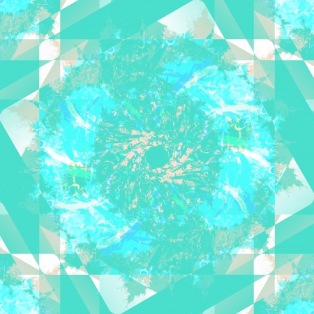 Tileable abstract fractal background Stock Photo