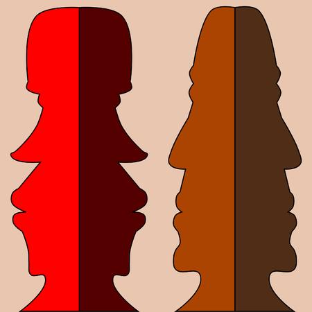 ambivalence: Deux profils doubles