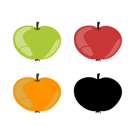 peristalsis: Apple