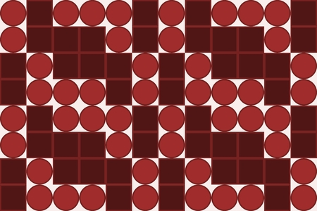 versatile: Tileable geometric abstract pattern