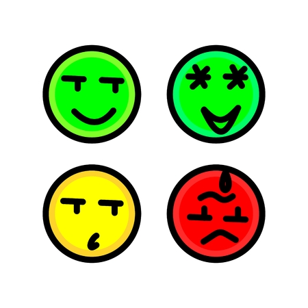 sweaty: Traffic lights